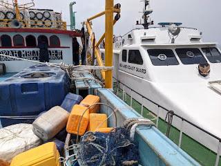 Pangkalan PLP Tanjung Priok Serahkan Hasil Periksa Kapal Ikan Ke PSDKP