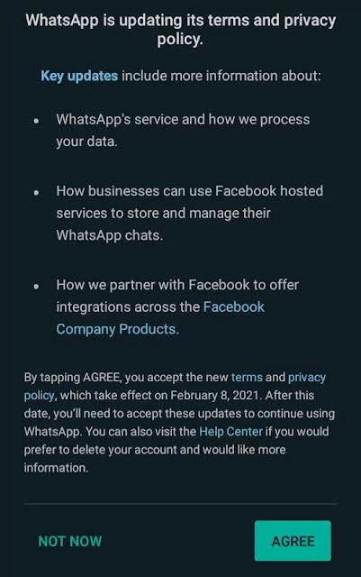 WhatsApp की नई पॉलिसी में आखिर है क्या ?