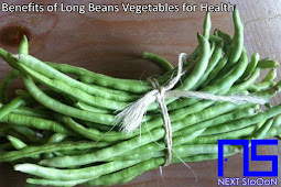 Benefits of Long Beans Vegetables for Health