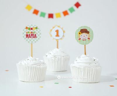 topo festa junina decoracao personalizada aiversario