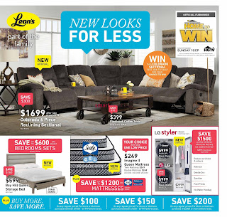 Leon's Flyer May 24 - 30, 2018