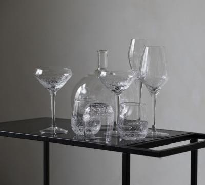 annelies design, webbutik, by on, interiör, glas, vattenglas, bubblor, bubbles, vinglas, champagneglas,