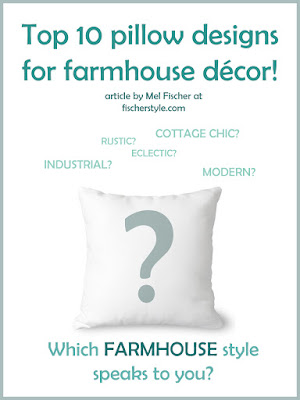 Top 10 Pillow Designs for Farmhouse Decor