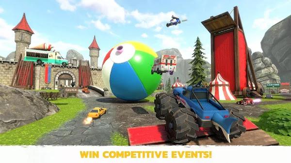 Crash Drive 3 (MOD, Free Shopping)