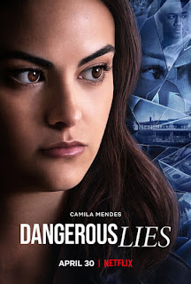 Dangerous Lies 2020 English 720p WEBRip