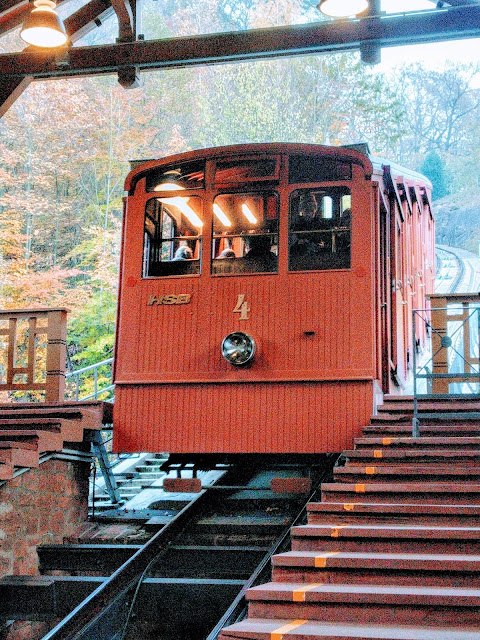 oldest funicular
