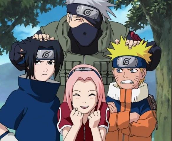 Kata-Kata Bijak Naruto Yang Menyentuh Hati