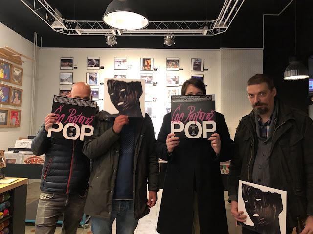 Izdaja albuma POP (2020). Foto: Kiša Jankovič