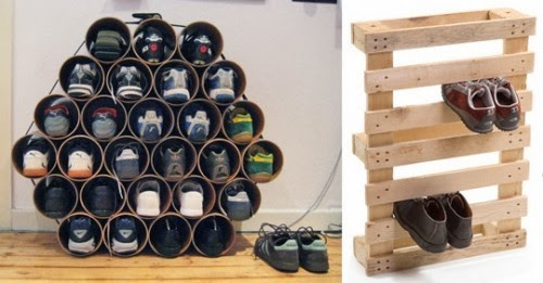 Creative Ways To Store Shoes By The Front Door