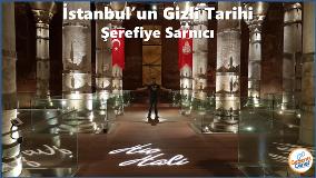 İSTANBUL - Şerefiye Sarnıcı