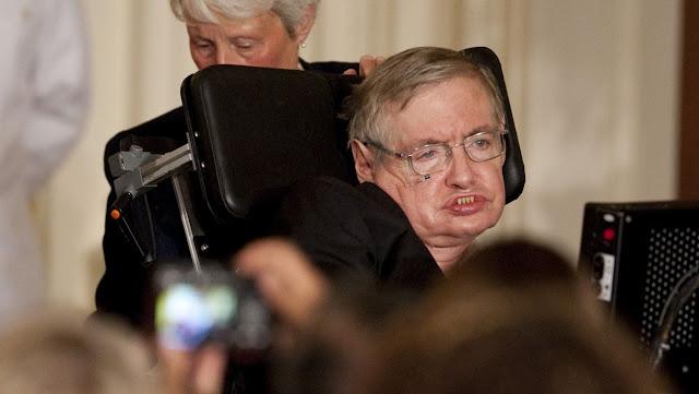 Fallece el físico Stephen Hawking a los 76 años