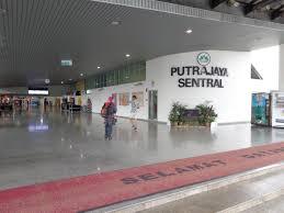 Park n Ride Putrajaya