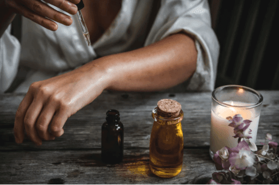 Aromatherapy and Essential Oils for Mental health, Memory, Mood, and Cognition