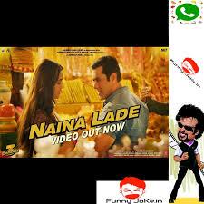 Naina Lade Dabangg 3 Full Song – Whatsapp Status Mp4 HD Video