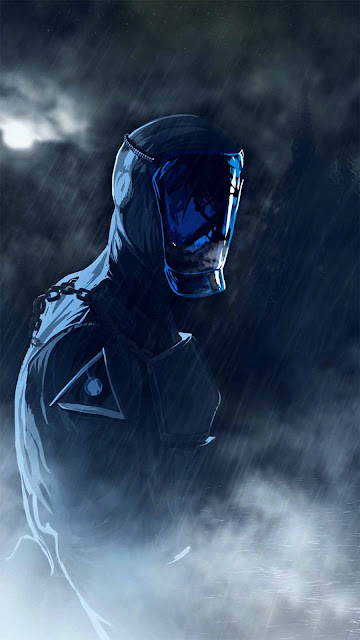 15 Mask, Silhouette, Anonymous, Hood, Light, Dark HD Wallpapers 4K for Android and iPhone