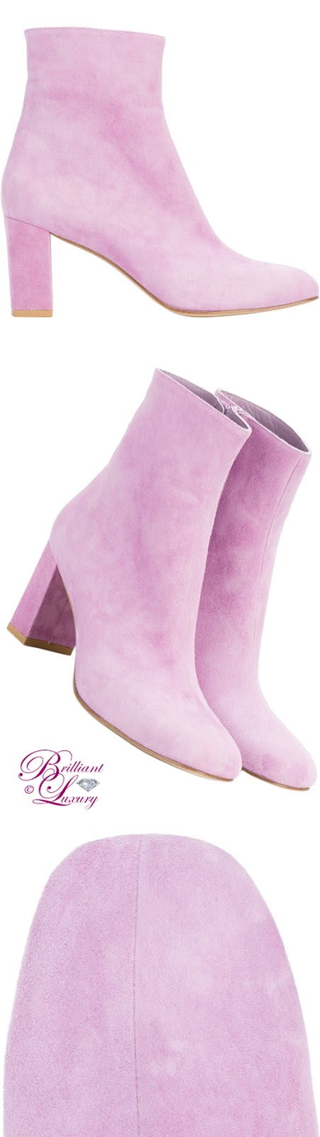 Brilliant Luxury ♦ Maryam Nassir Zadeh Agnes Ankle Boots