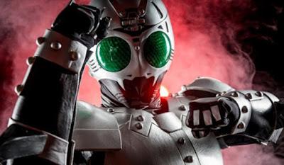 Kamen Rider Pertama Yang Memiliki Lawan Yang Juga Seorang Kamen Rider Villain