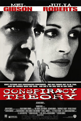Sinopsis film Conspiracy Theory (1997)