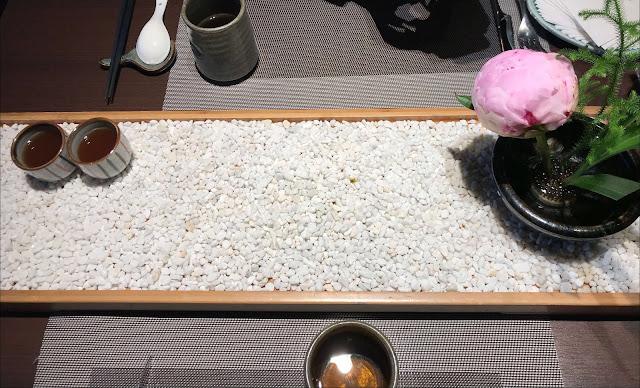 [台北市ㆍ中正區] 【鈺善閣 素ㆍ養生懷石】:值得享用的【米其林】健康素食