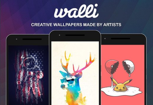 Walli- HD Wallpapers & Backgrounds