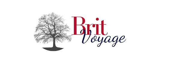 Brit Voyage blog logo