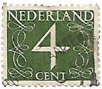 Selo Número 4
