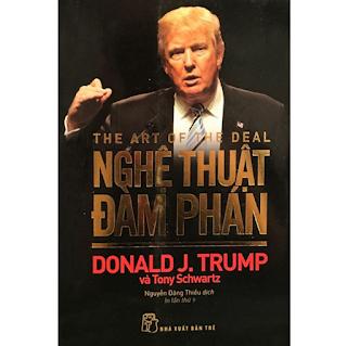 D. Trump - Nghệ Thuật Đàm Phán (Tái bản 2020) ebook PDF-EPUB-AWZ3-PRC-MOBI