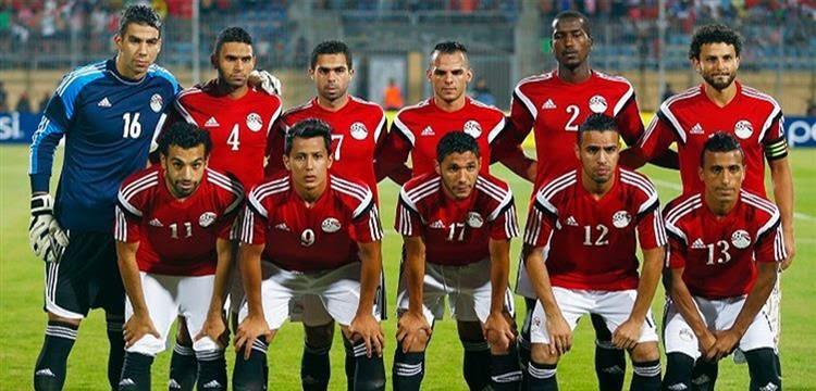 جدول نقل مباراة مصر فى تصفيات كأس امم افريقيا 2017 فى الجابونegypt - caf