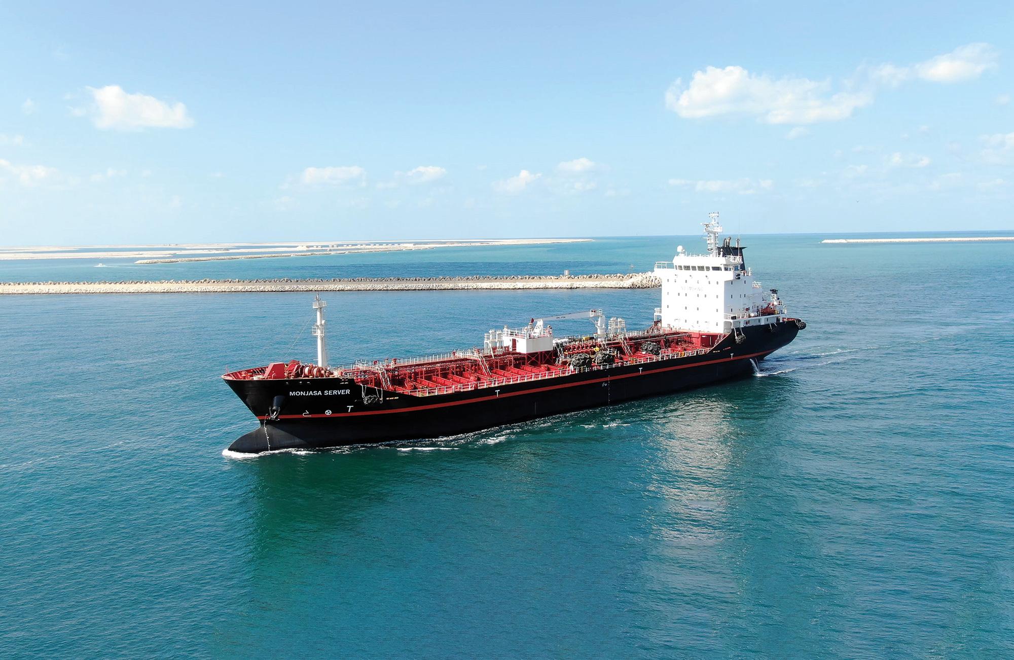 RAK Ports and Monjasa finalize new deal