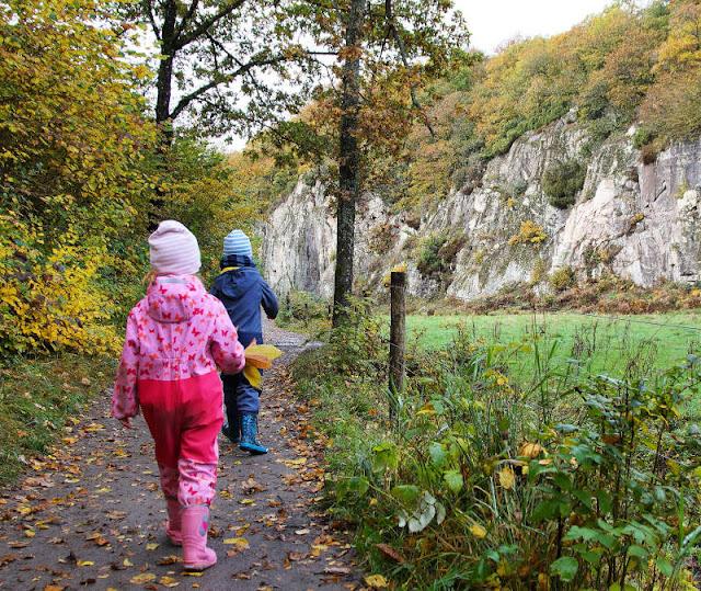 Urlaub in Dänemark mit Kindern auf Bornholm im Herbst