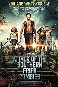 Attack of The Southern Fried Zombies (2017) Dual Audio Hindi Full Movies HD