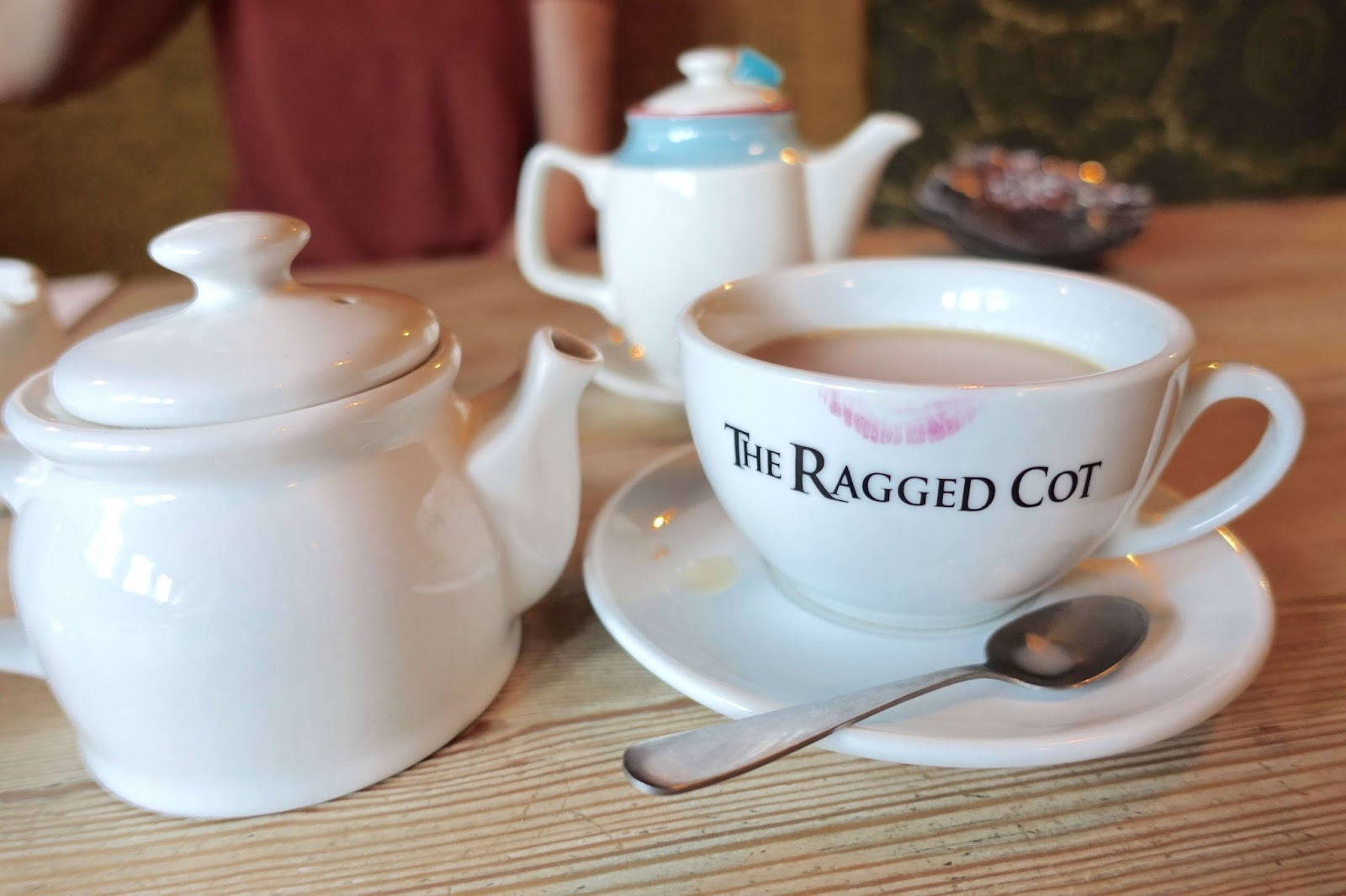 the ragged cot breakfast