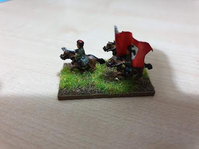 Pendraken Miniatures  RP7 Cossack cavalry picture 3