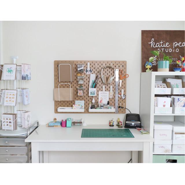 Katie Pea Studio | Linzer Lane Blog