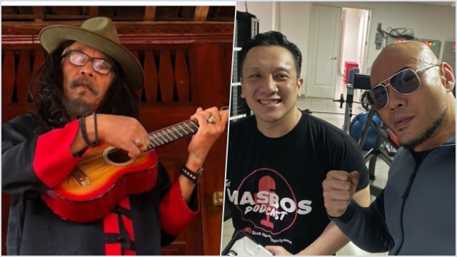 Sindir Diaz dan DC, Sudjiwo Tedjo: Ngaku Demokratis tapi Ketawai Santri Nutup Telinga dari Musik