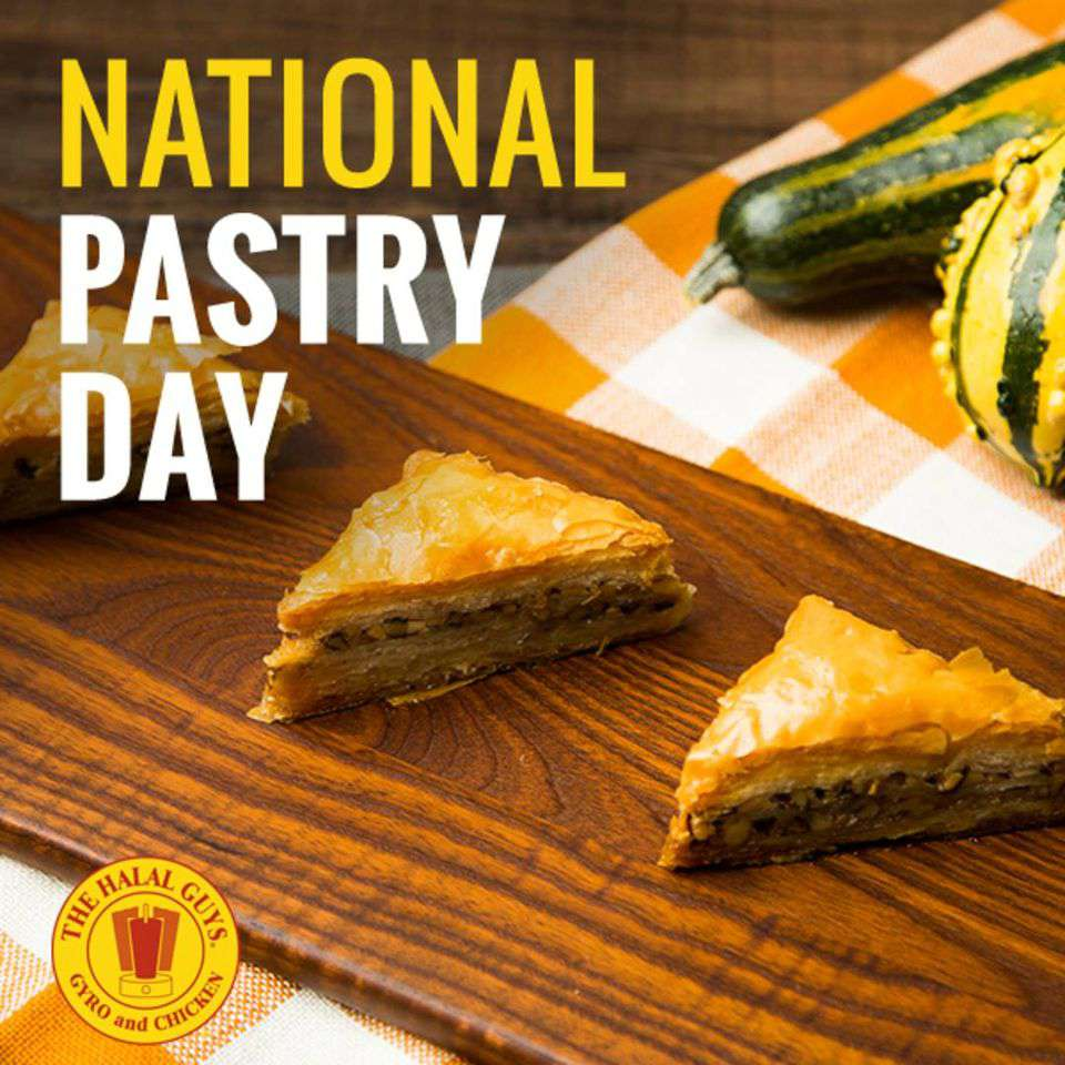 National Pastry Day Wishes Photos