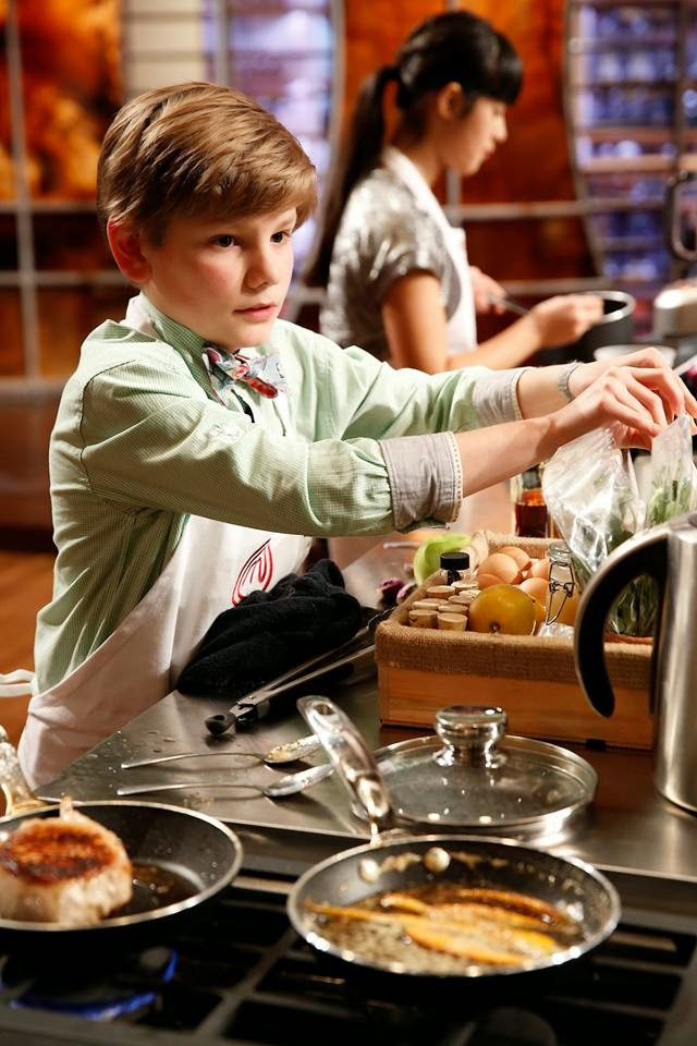 MasterChef Junior Logan Bowtie
