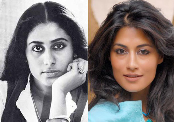 smita patil and chitrangda singh,