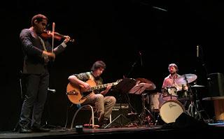 Jazztedigo recala en el Palacio de Festivales en Santander - España / stereojazz