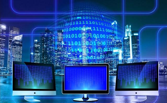 ما هي مكونات الشبكات التي نستعملها للوصول إلي الانترنت