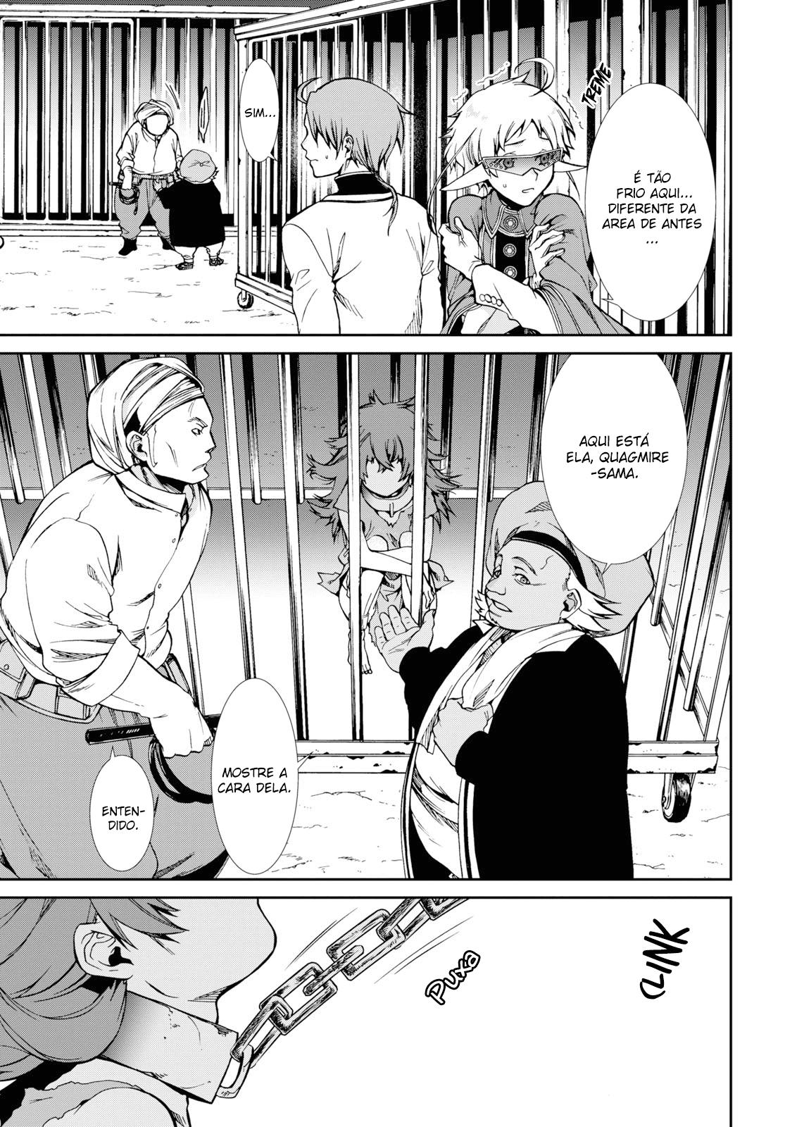 Mushoku Tensei: Isekai Ittara Honki Dasu / Mushoku Tensei: Jobless Reincarnation Mangá Online Capítulo 58