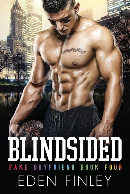 Blinsided   Fake boyfriend #4   Eden Finley
