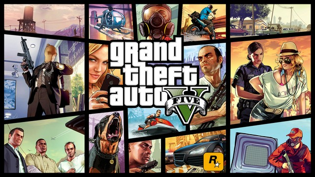Download Save Game GTA V 100%