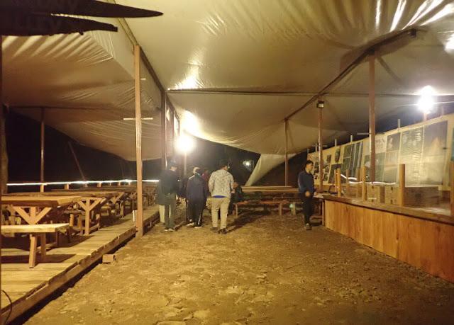 area makan siang paket vip jembatan gantung situ gunung