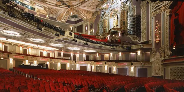Ford Center for the Performing Arts Oriental Theatre Chicago, USA