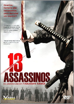 13 Assassinos Dublado