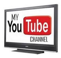 My youtube channei