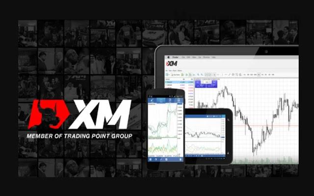 Software Trading Forex di Broker XM