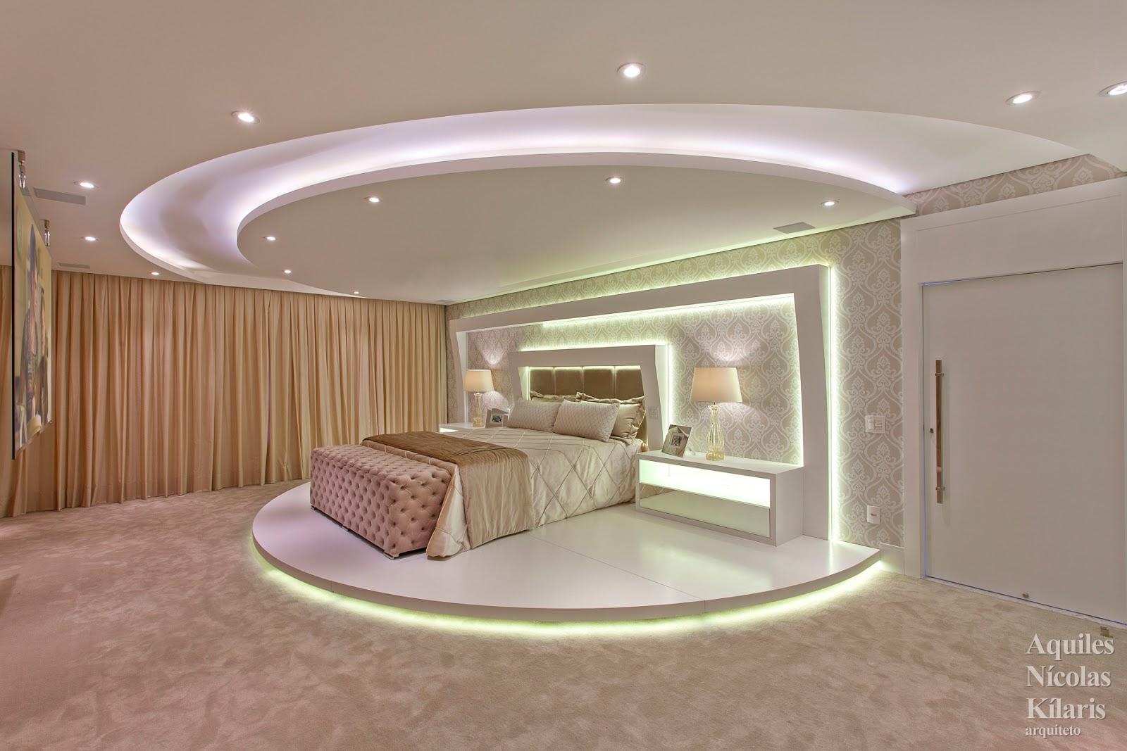 enchanting bedroom decorating inspiration photos | Inside Footballer House, Brazil - Spectacular Interiors ...