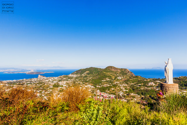 Ischia, Isola d' Ischia, trekking Ischia, Buonopane, Madonnina di Buttavento,